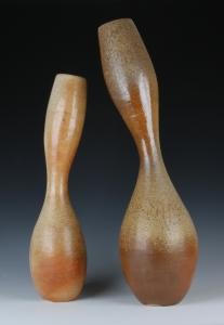 Wood-fired stoneware